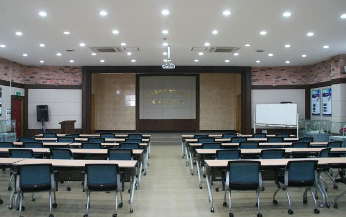 대강의실(지역혁신관)